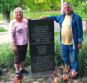 Locals explore German and Russian ancestry on vacation