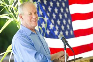 Rep. Jerry McNerney tackles veterans issues in speech to Okinawa survivors