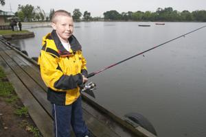 Catch it: Drop a line into area waters