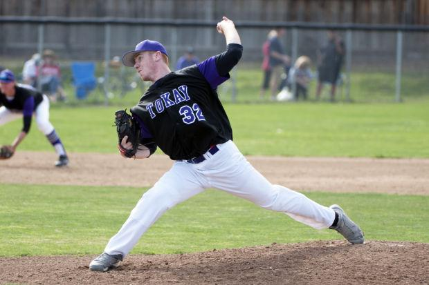 Baseball: Tigers lefthander Tyler Cipponeri douses Flames