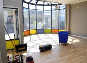 Artist's palette cafe to open soon
