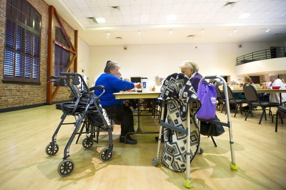Members of Lodi's 50 Plus Club reflect the city's love of bingo