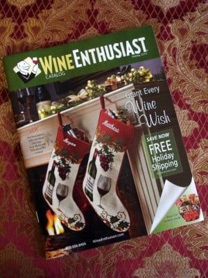 Wine Enthusiast Catalog