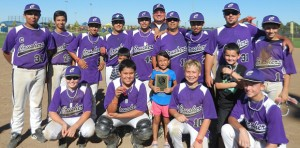 Lodi Crushers 13U Baseball Club dominate at All World Sports Showdown Tournament