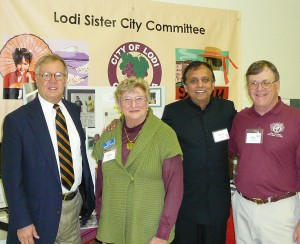 Former city worker Bill Hinkle in the spotlight as Lodi hosts NorCal Sister City conference