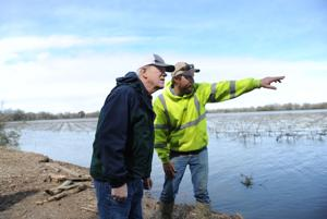 As local farmers contend with endless flooding, Rep. McNerney seeks solutions