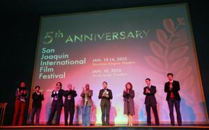 The dreamer behind the San Joaquin International Film Festival