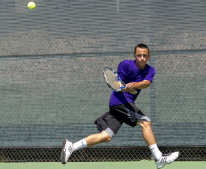 Boys tennis: Johnny Morales falls just short in Tri-City Athletic League title bid