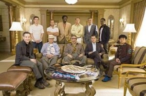 'Ocean's Thirteen' (***)  