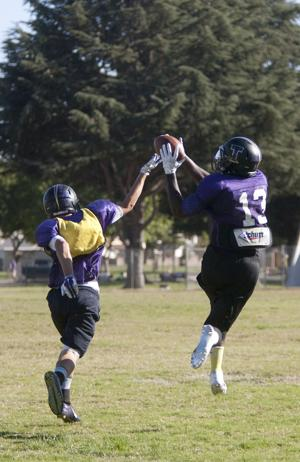 Football: L.J. Reed ready to roll for the Tokay Tigers