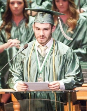 Jim Elliot Christian High School graduation