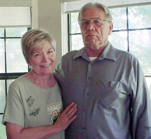 Mel and Debbie Kackley celebrated 25 years of marriage in April