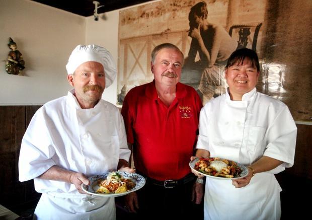Busaba on the Delta brings Thai cuisine to Vieira's Resort