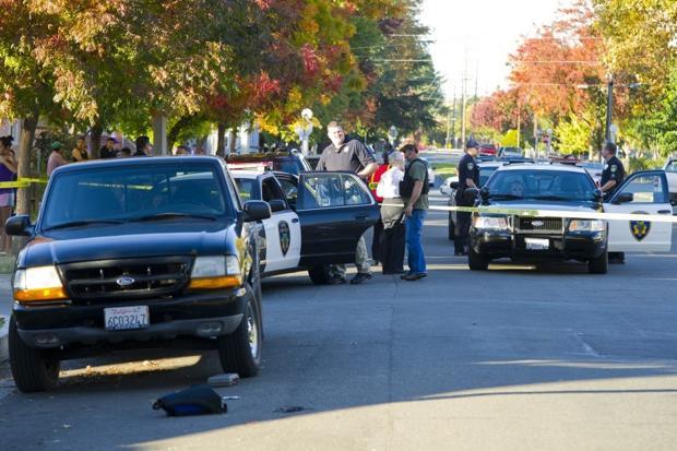 Man killed in shooting on Lodi Eastside