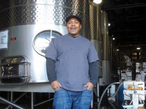 Klinker Brick Winemaker Joseph Smith