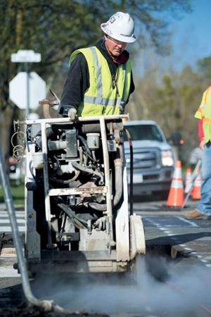 PG&E is working to replace pipeline in Lodi