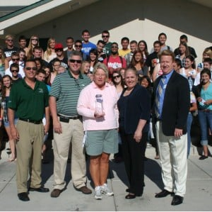 Galt's Janice Williams receives California Model Coach Award