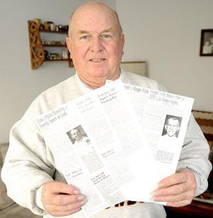 Former Lodi bowler Roger Fink had 36 300s in pro career