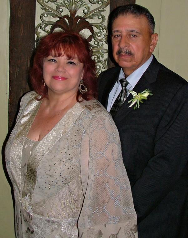 Trinidad and Irene Haro celebrate 50 years of marriage