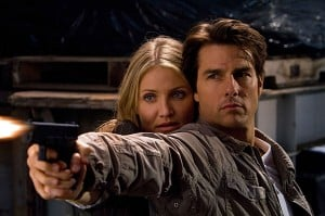 Mindless summer action flick 'Knight and Day' on Cruise control