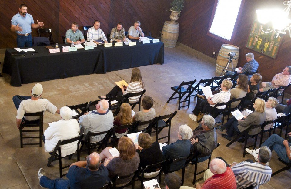 Candidates discuss future of North San Joaquin Water Conservation District at forum