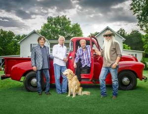 Oak Ridge Boys bring their harmonies and hits to Stockton