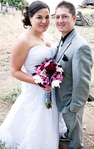 Jonathan Newman, Maureen Makaiwi married in August
