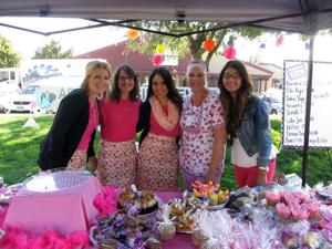 Arbor Nursing Center raises $1,173 for breast cancer awareness