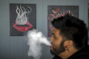 Lodi 'vape' stores at forefront of new community