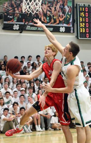 Boys basketball: Rams deflate Flames