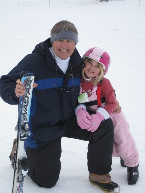 Grandpa and Abby