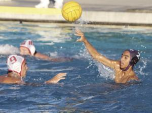 Water polo: Tigers fall in tough contests