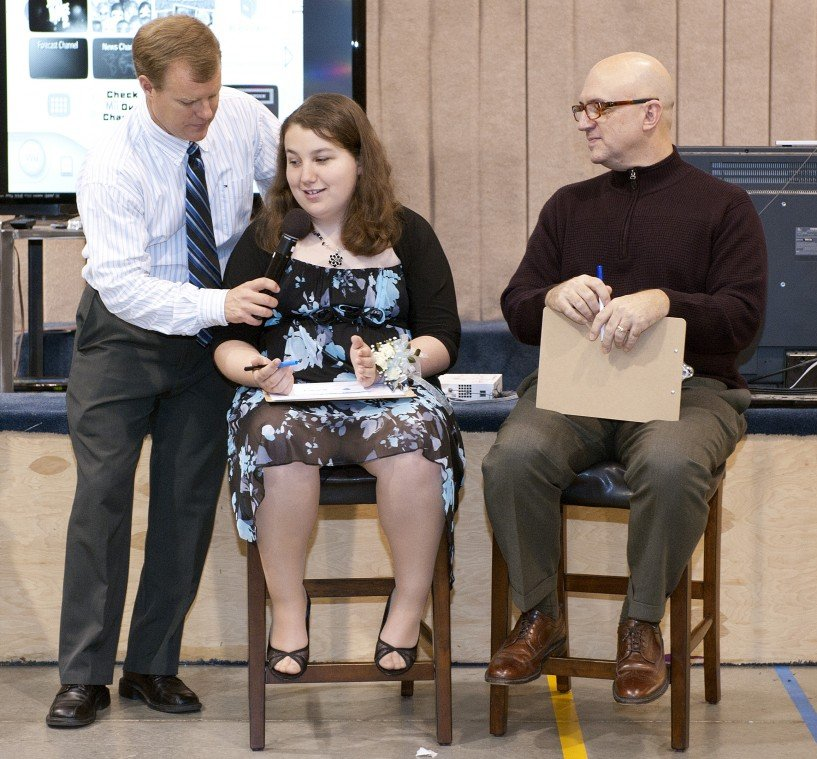 First Baptist Church of Lodi Father Daughter Banquet