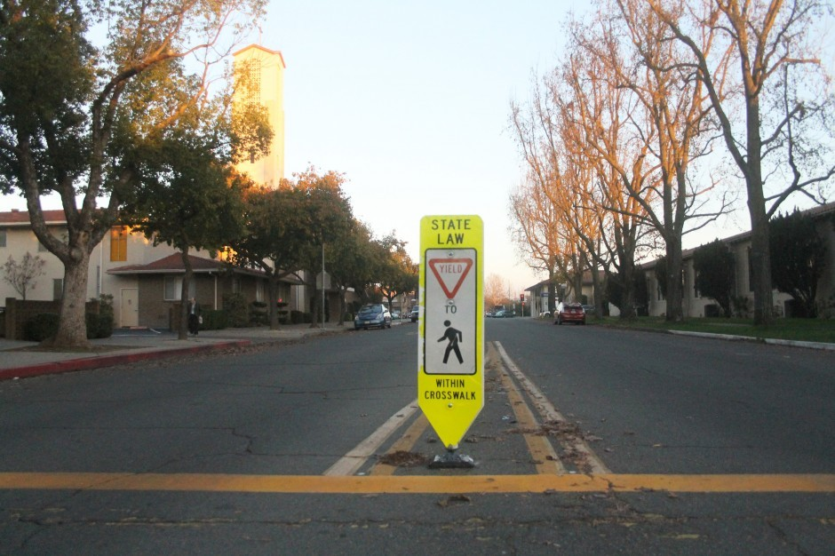 St. Annes Catholic Church seeks plaza for portion of Walnut Street in Lodi