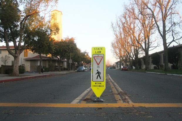 St. Anne's Catholic Church seeks plaza for portion of Walnut Street in Lodi