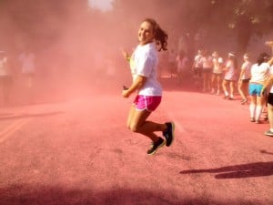 Lodians join in Sacramento's first Color Run