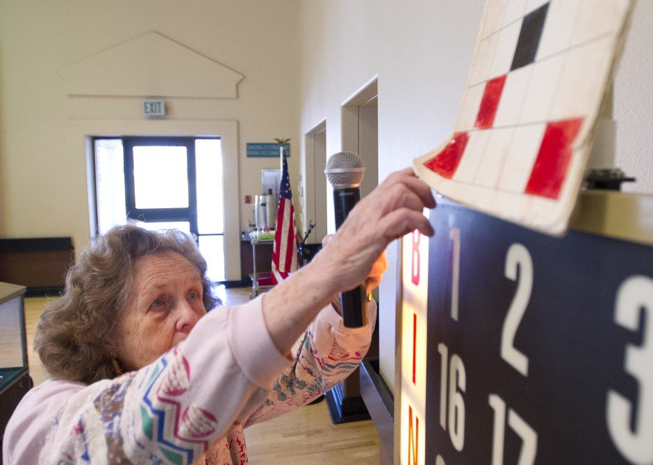 Members of Lodi's 50 Plus Club reflect the city's love of bingo