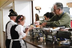 Food outshines German beers at long-running Lodi Oktoberfest