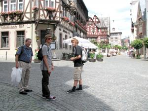 Weybrets fulfill dream of traveling in Germany