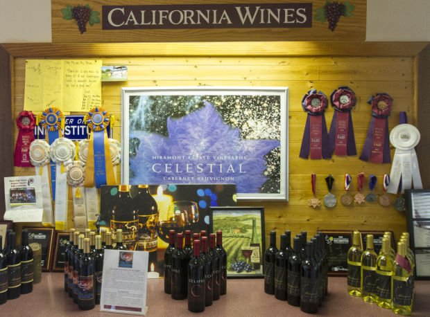 Small-town wines make big time sales