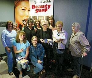 Lodi beauty salon takes break for 'Beauty Shop'