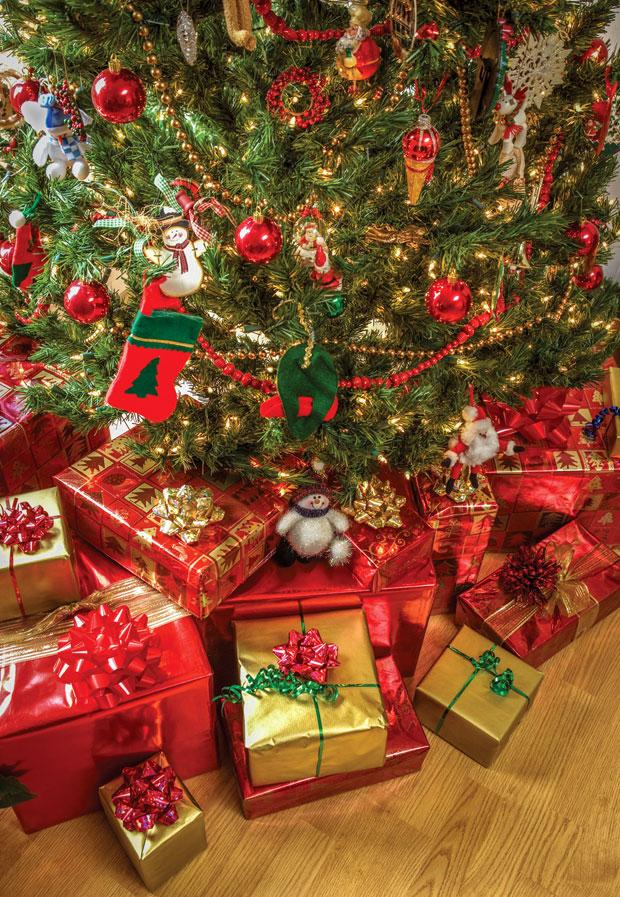 Lodians share their stories of Christmas tree disasters