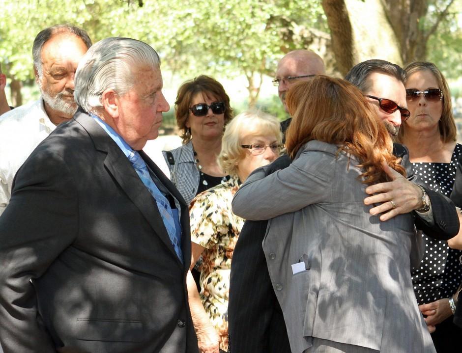 Family, friends gather to lay Cyndi Vanderheiden to rest 14 years after murder