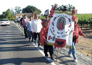 500 march on behalf of fallen teen farm worker