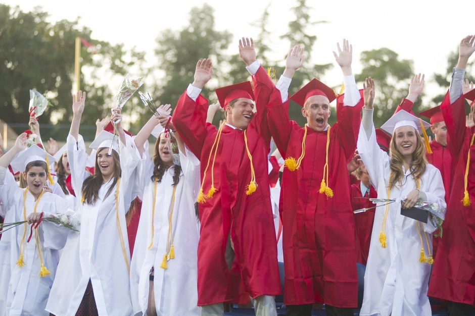 Lodi High School graduation a celebration of success