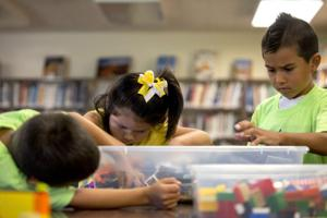 Galt learning centers keep students engaged