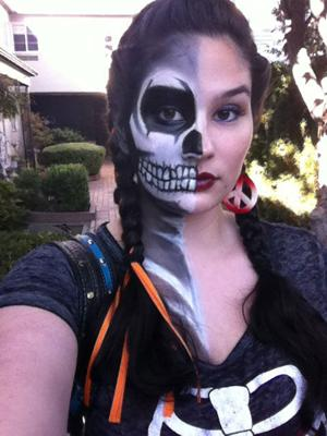 Lodi woman hoping to scare up votes to benefit PALS