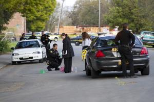 Drive-by shooting in Thornton leaves 18-year-old man dead