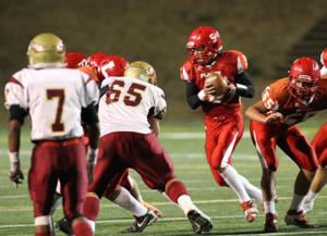 Football: Flames cap off preseason with shootout victory over Redskins