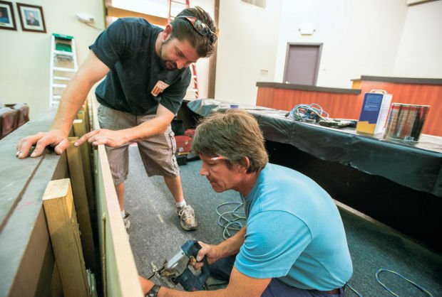 Galt Council chamber renovations nearly finished